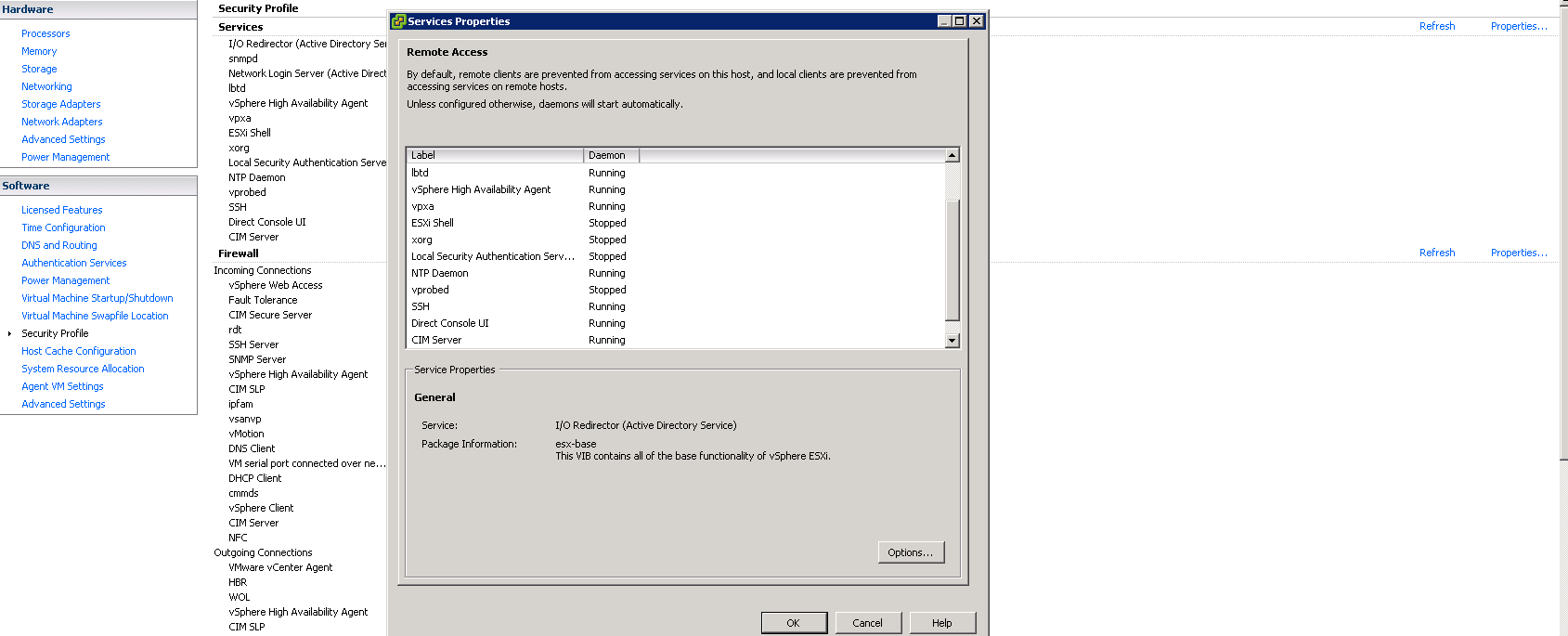 Enable SNMP monitoring on ESXi hosts – Michael Stoica